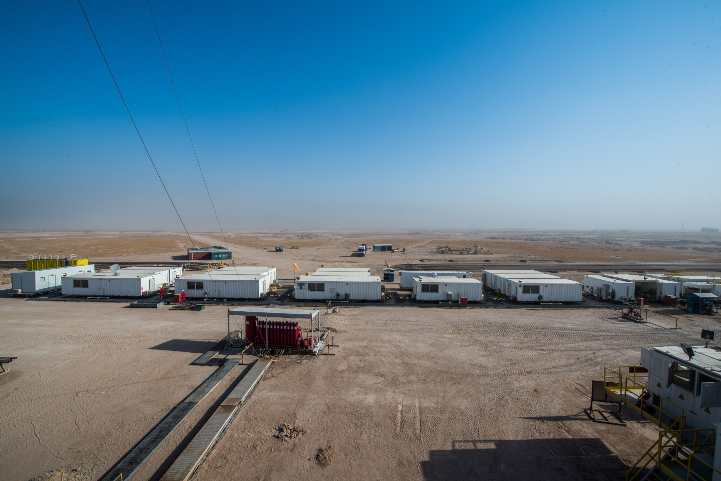 GNDC RIG-15 Sky View